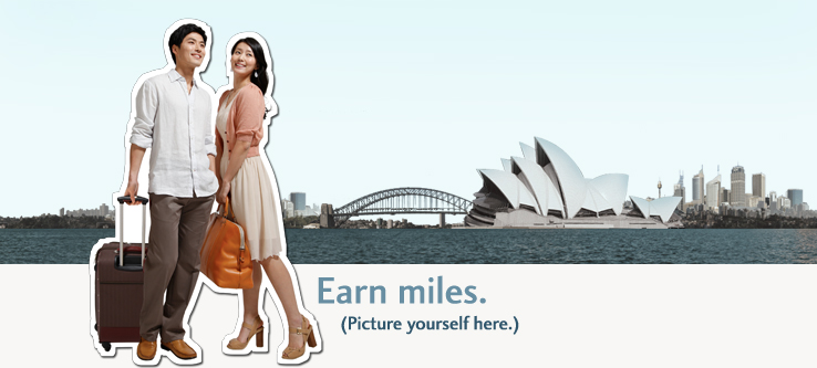 Earn Miles! Learn more about the SKYPASS Visa Signature Card