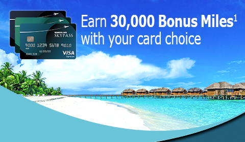 Destination of first resort! Earn 30,000 Bonus Miles for Premium travel. Click for offer details.