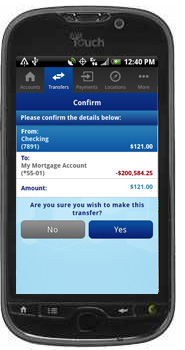 Android - US Bank Mobile App